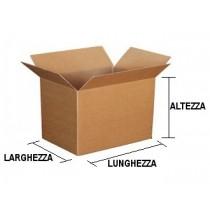 scatola a 2 onde cm 42x30x20. cod 3A