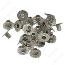 Occhielli in alluminio mm 7-9