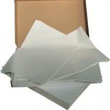 carta da pacco bianca